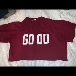 OU T shirt